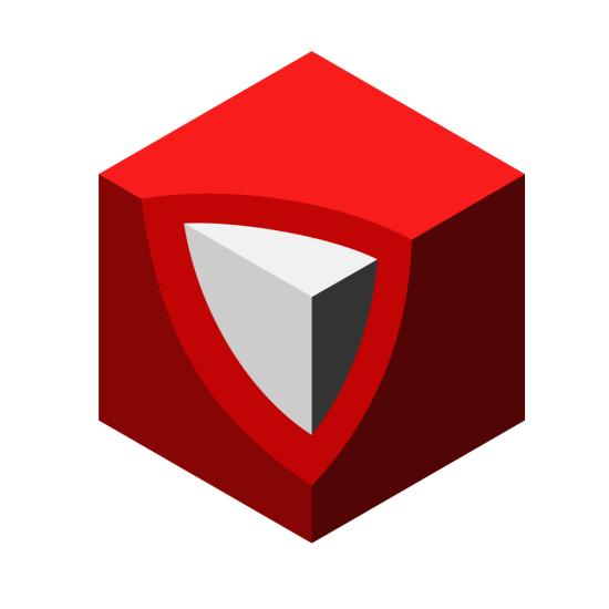 Kuben - Polyteknik Logotypsymbol